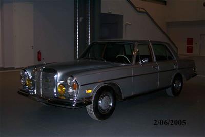 Αυτοκίνητο Mercedes Benz 280