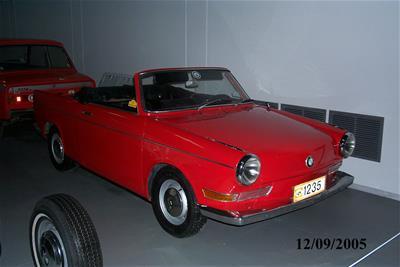 Αυτοκίνητο BMW 700