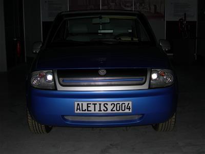 Πρωτότυπο Αυτοκίνητο ΕΛΒΟ Aletis