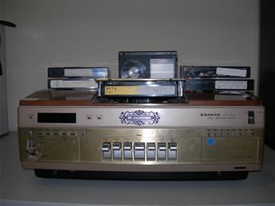 Συσκευή Βίντεο Sanyo Betacord VTC-9350