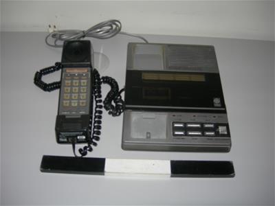 Τηλέφωνο / Αυτόματος Τηλεφωνητής General Electric