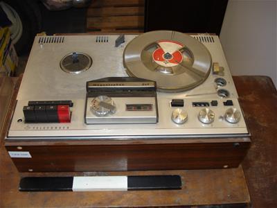 Μαγνητόφωνο Telefunken Magnetophon 207