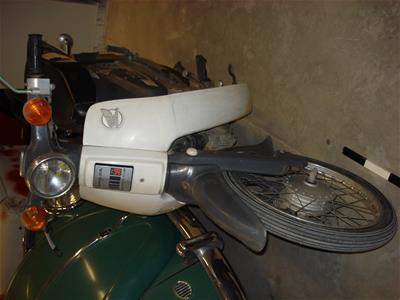Μοτοσικλέτα Honda