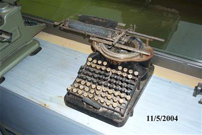 Γραφομηχανή Yost No 4