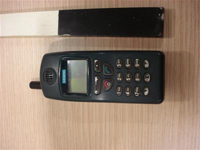 Κινητό Τηλέφωνο Siemens C 25