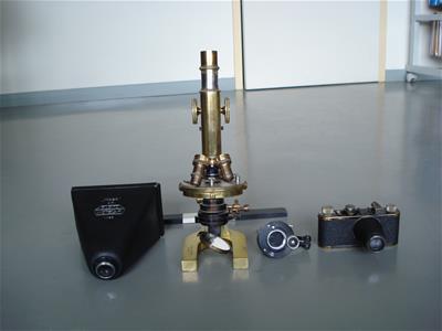 Μικροσκόπιο E. Leitz Wetzlar