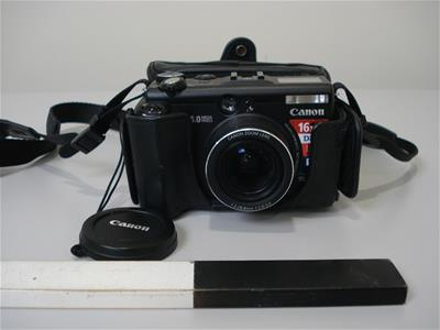Ψηφιακή Φωτογραφική Μηχανή Canon Powershot G5
