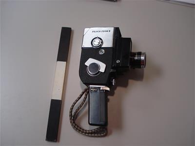Μηχανή Λήψεως Fujica 8 Zoom 8χιλ