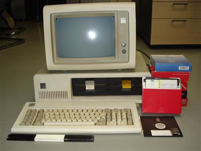 Ηλεκτρονικός Υπολογιστής Η/Υ IBM PC