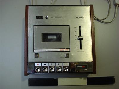 Κασετόφωνο Philips