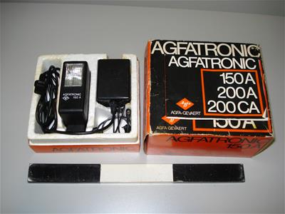 Φλας Φωτογραφικής Μηχανής Agfatronic 150a