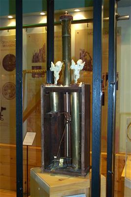Υδραυλικό Ρολόι Κτησίβιου