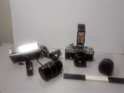 Φωτογραφική Μηχανή Exakta Tl1000