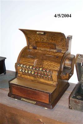 Γραφοταμειακή Μηχανή National