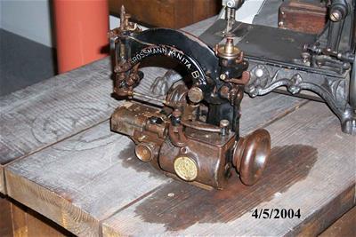 Ραπτομηχανή Grossmann Anita B