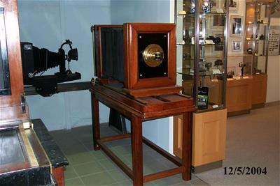 Φωτογραφική Μηχανή Στούντιο