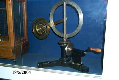 Γυροσκόπιο MAX KOHL AG