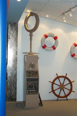 Ραδιογωνιόμετρο Με Ανιχνευτή Κινητού Πλαισίου