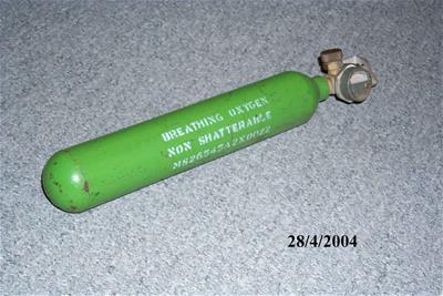 Φορητή Αναπνευστική Συσκευή Οξυγόνου