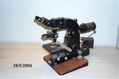 Οπτικό Μικροσκόπιο Cooke
