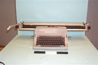 Γραφομηχανή Olivetti