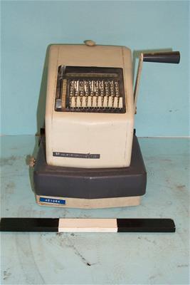 Μηχανική Αριθμομηχανή Burroughs