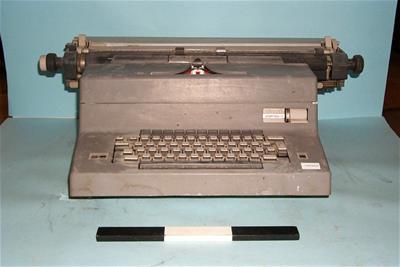 Ηλεκτρική Γραφομηχανή Olivetti