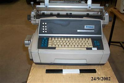 Ηλεκτρική Γραφομηχανή Friden