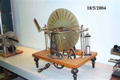Ηλεκτροστατική Μηχανή Wimshurst