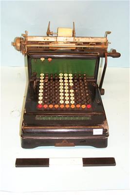 Μηχανική Αριθμομηχανή National