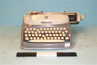 Γραφομηχανή Alpina