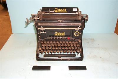 Γραφομηχανή Ideal