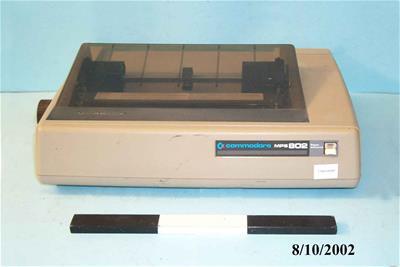 Εκτυπωτής Commodore