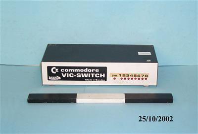 Commodore Vic Switch